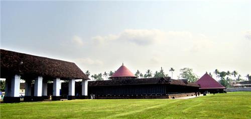 Vishwanathapuram Temple in Irinjalakuda