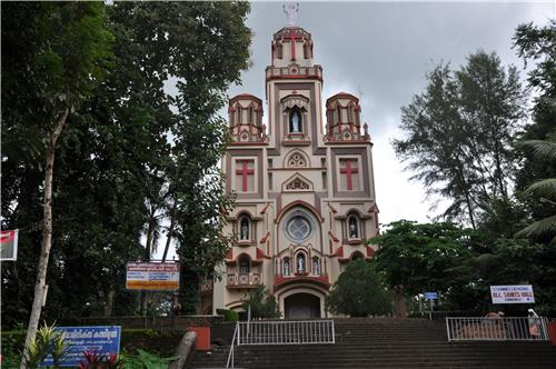 St Dominic's Cathedral in Kanjirappally