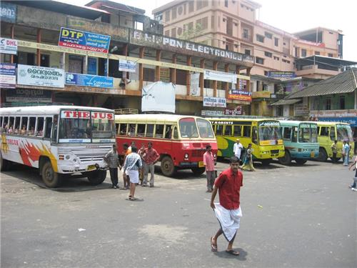Transport Services in Kanjirappally