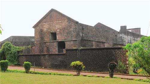 St Angelo Fort in Kannur