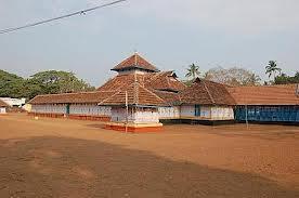 Sringapuram Mahadeva Temple in Kodungallur