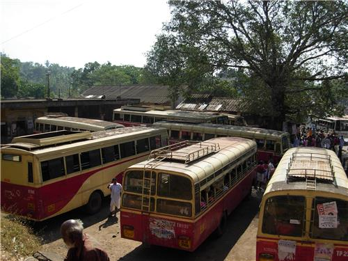 Road Transport Facility in Punalur