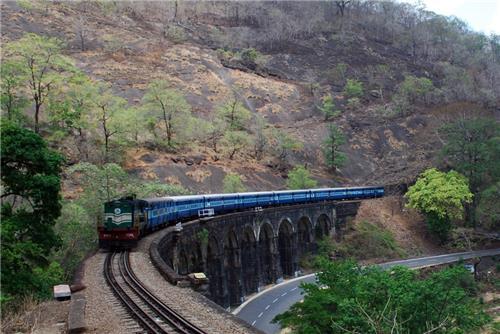Railway Transport in Punalur