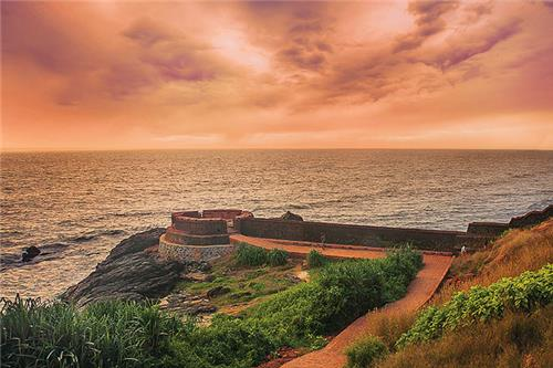 Bekal Fort near Udma