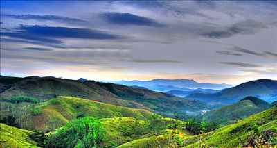 Vagamon in Kerala