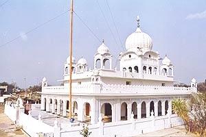 Famous Gurudwara Khanna