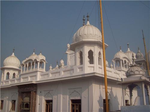 Gurdwara Shri Kalgidhar Sahib