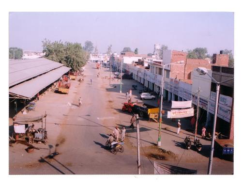 Khanna City