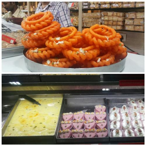 Sweet Shops in Khanna