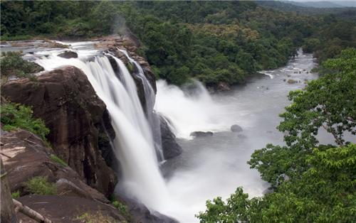 Kalady to Athirapilly Itinerary