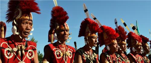 Kohima festivals