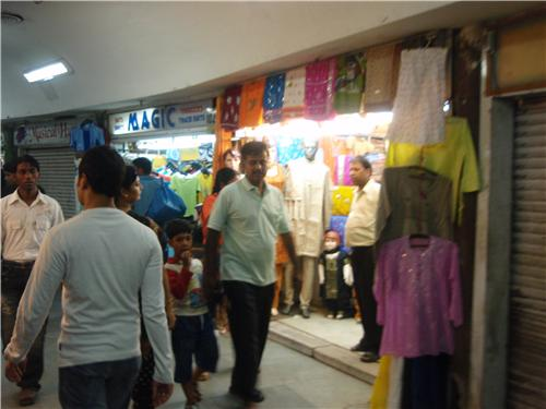 Places to shop in Kolkata