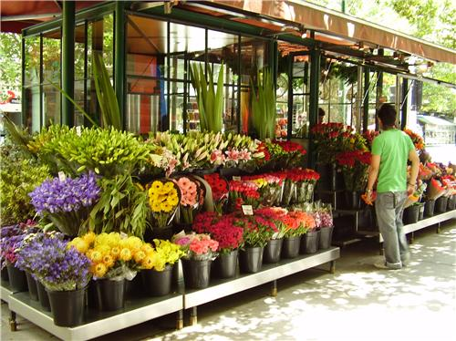 Florist in new market Kolkata