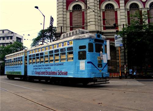 Transport in Kolkata