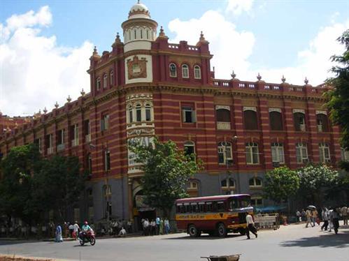 Writers' Building in Kolkata