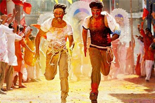 Hindi movie shoot in Kolkata