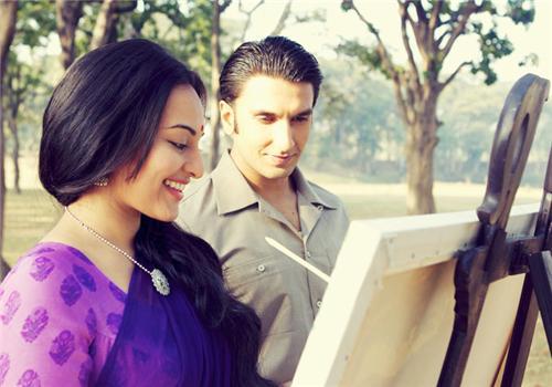 Lootera movie shoot in Kolkata