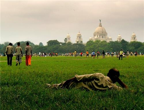 Largest park in Kolkata