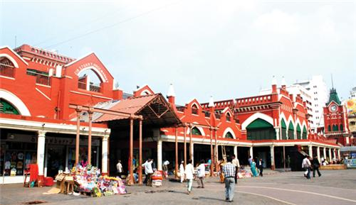 Famous markets in Kolkata