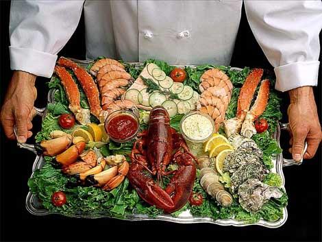 Seafood in Kolkata