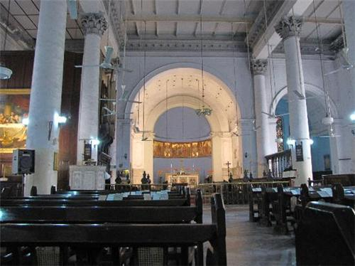Saint John's Church in Kolkata