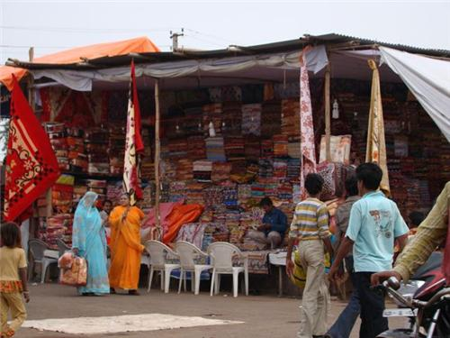 Shopping in Kota