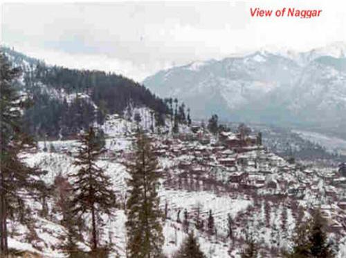 View of Naggar