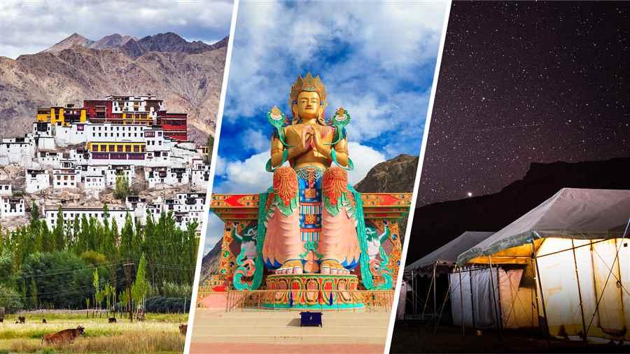 Profile of Ladakh