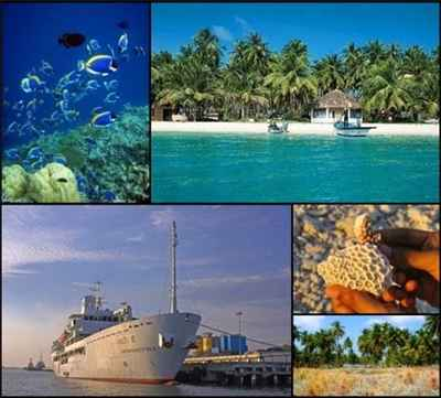 Lakshadweep Tourism Resorts