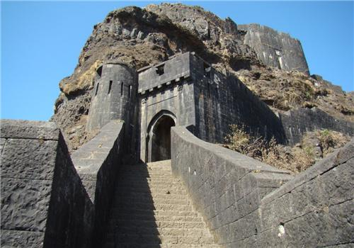 Lohagad main gate