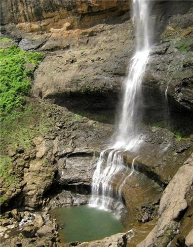 Waterfalls in Lonavala
