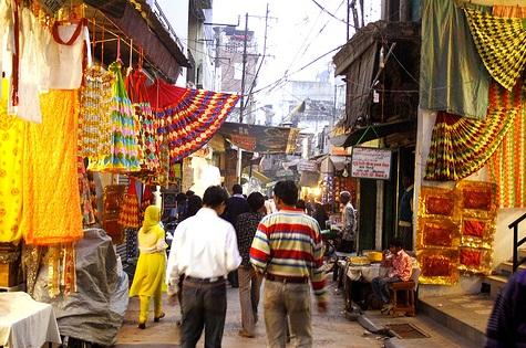 Chowk Market Lucknow