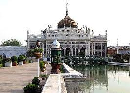 chhota imambara in lucknow