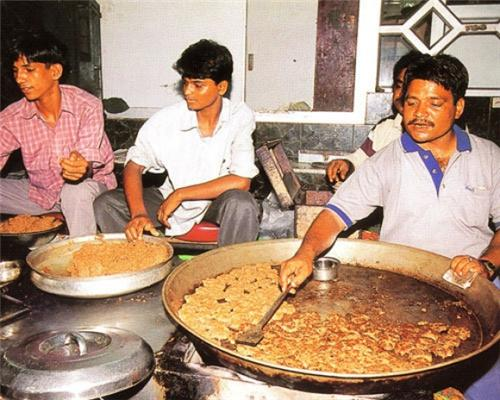 Famous Food of Lucknow