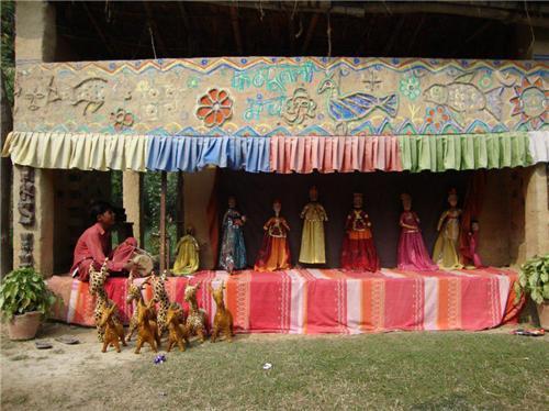 Artificial Village Kala Gaon Lucknow