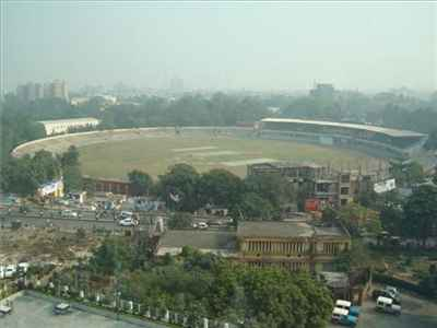 Cricket Stadium in lucknow