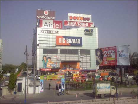 Investment in Lucknow's retail markets