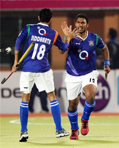 Hockey India League Lucknow
