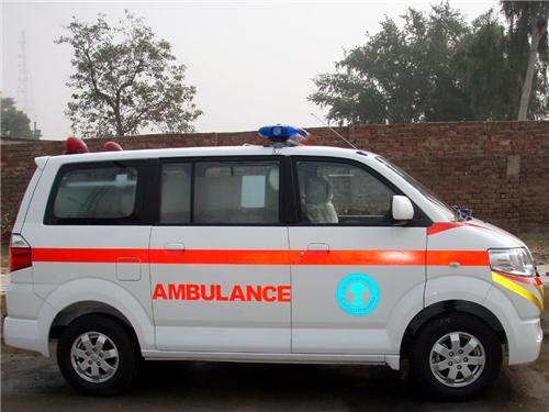 Ambulances in Ludhiana