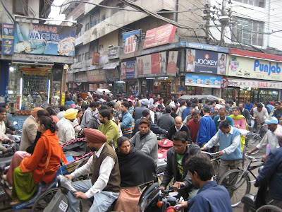Bazaar in Ludhiana