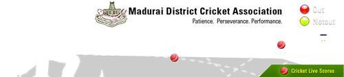 Cricket in Madurai