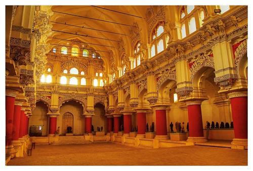 Monuments in Madurai