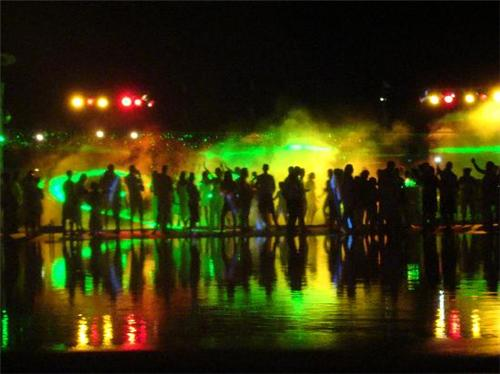 Nightlife in Madurai
