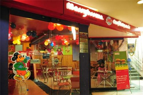 Pizza and Burger Outlets in Madurai