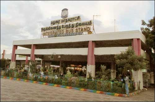 Road Transport in Madurai