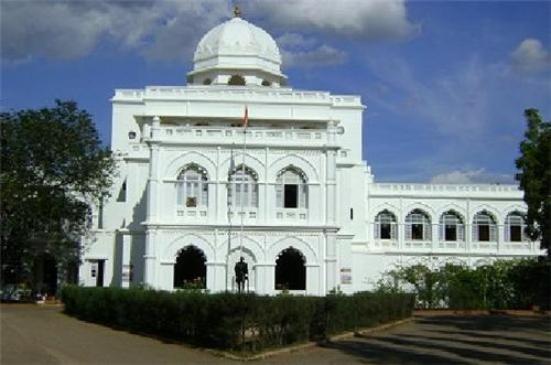 Gandhi Museum in Madurai