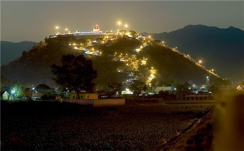 Palani Hills near Madurai