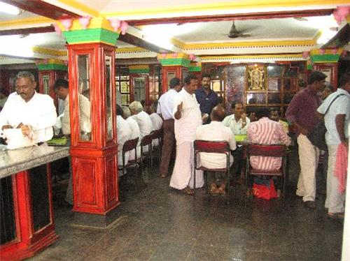Food Joint in Madurai