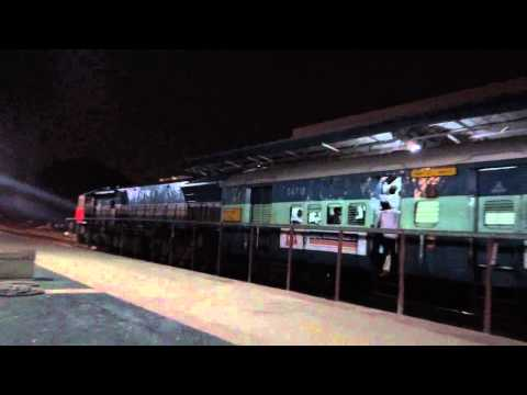 Trains from Madurai to Tirunelveli