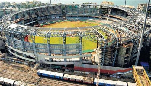 Stadiums in Maharashtra